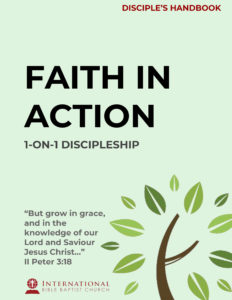 Disciple's Handbook: Faith in Action